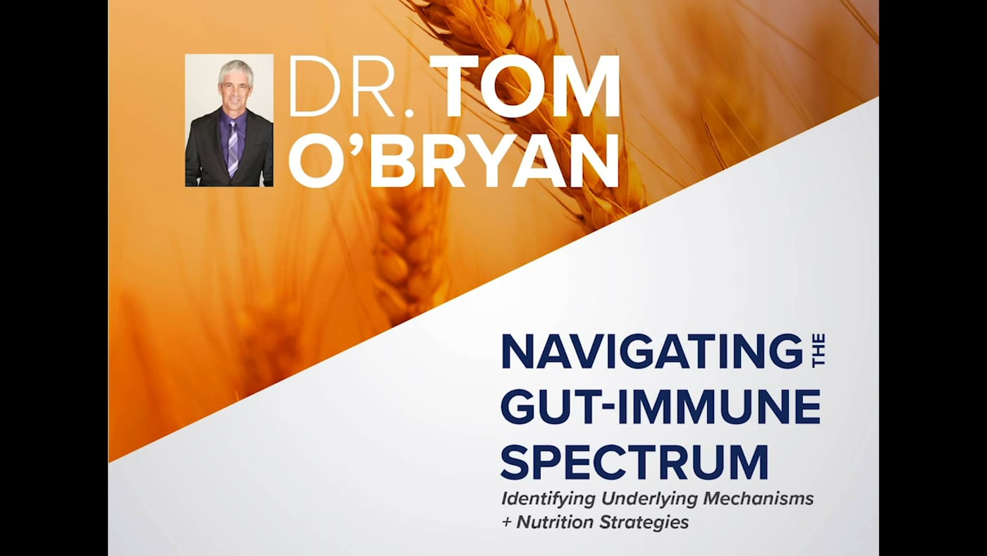 Navigating the Gut-Immune Spectrum