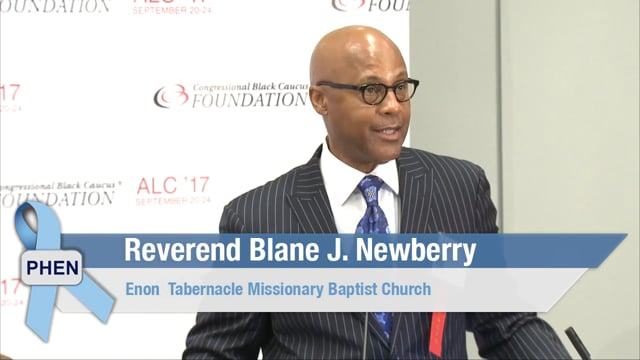 Importance of Faith in Fight Against Prostate Cancer with Rev. Blane Newberry
