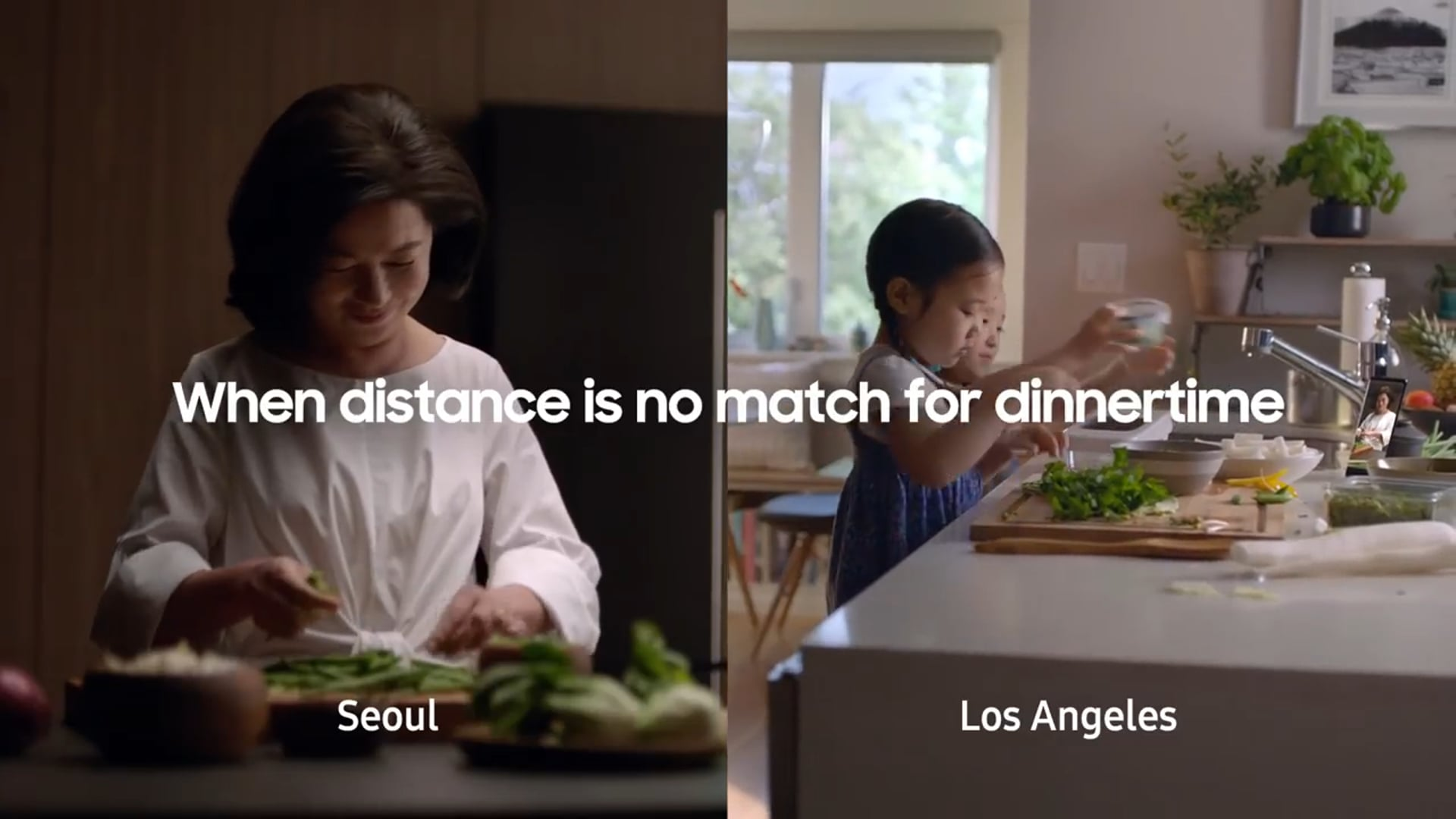 [Samsung] Connected Living 2018 _ Worlds apart
