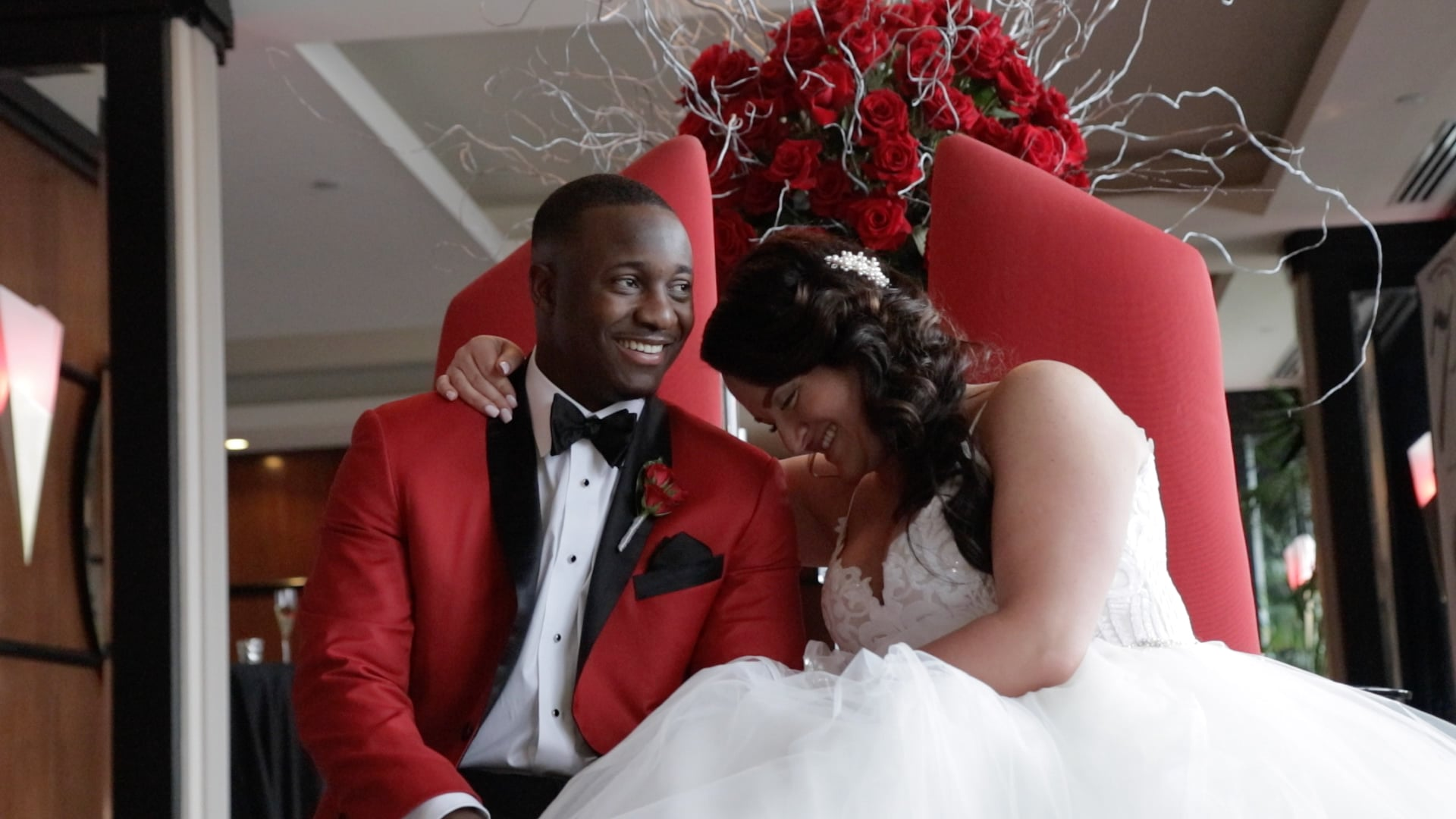 The Galt House - Jessi and Bilal Powell