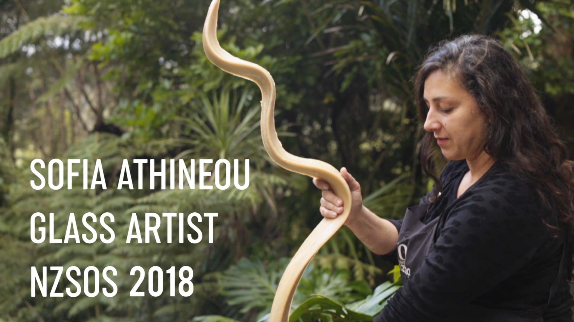 Introducing Sofia Athineou