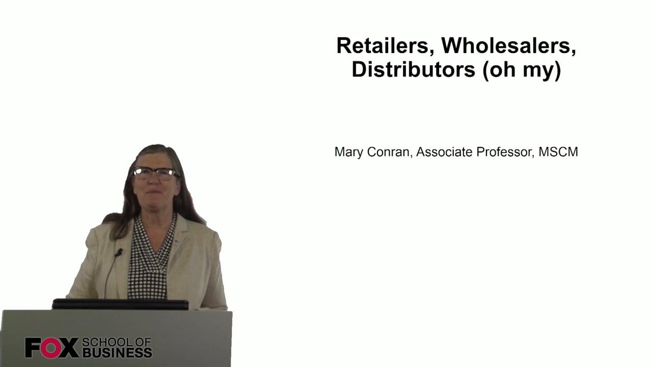 60811Retailers, Wholesalers, Distributors (oh my)