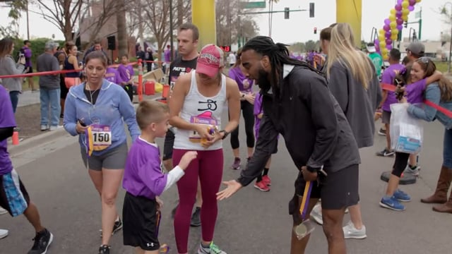 Button to play video: Run to Fight Childrens Cancer 2018 Recap