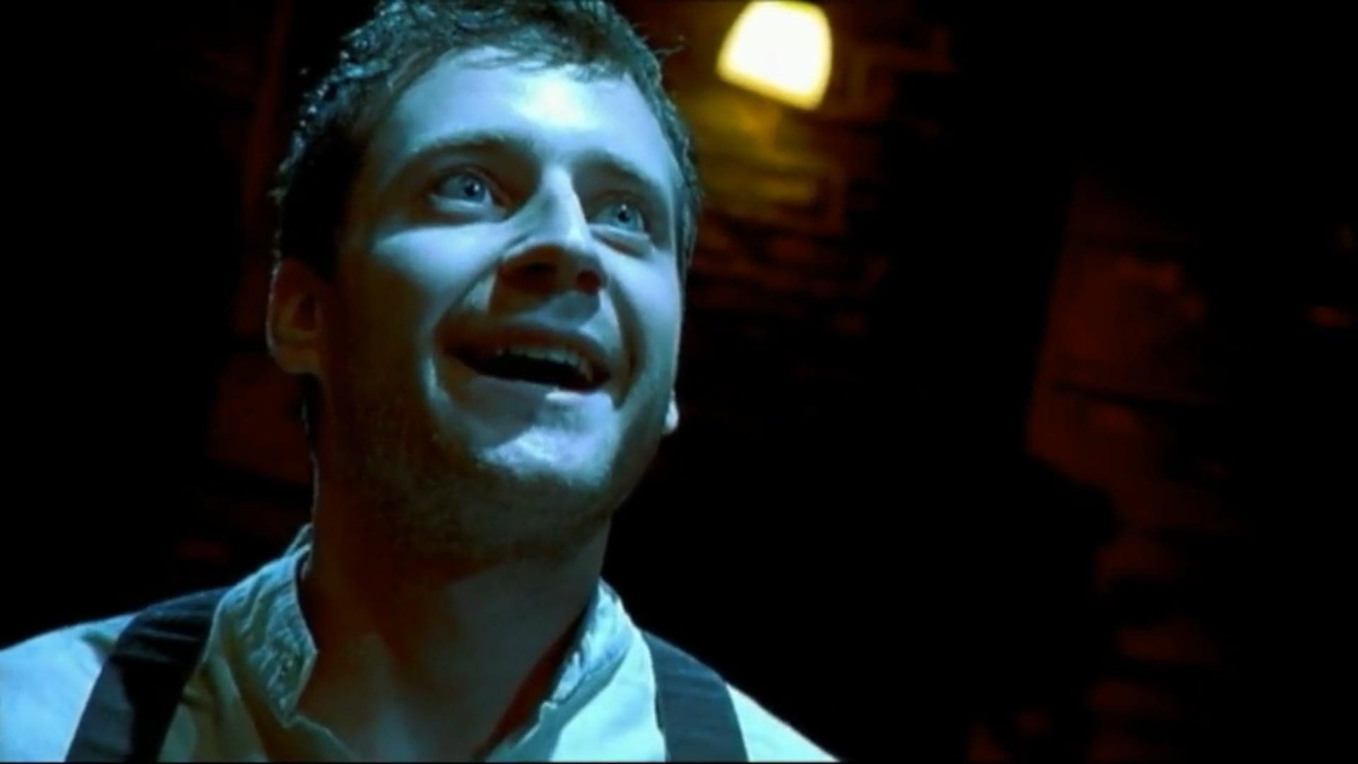 Todd Woodard in 'Babel Trunk' Film Clip