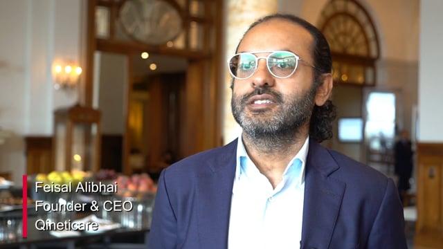 Elite Summit - Interview: Feisal Alibhai, Qineticare