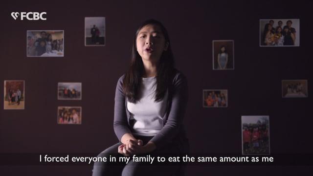 Baptism Testimony of Amelia Elizabeth Lim Sze Mae