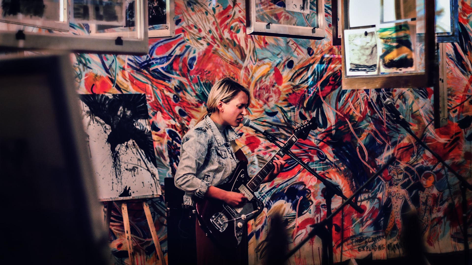NOMAD Gallery Night - 03 L'isle - Rosie Valland