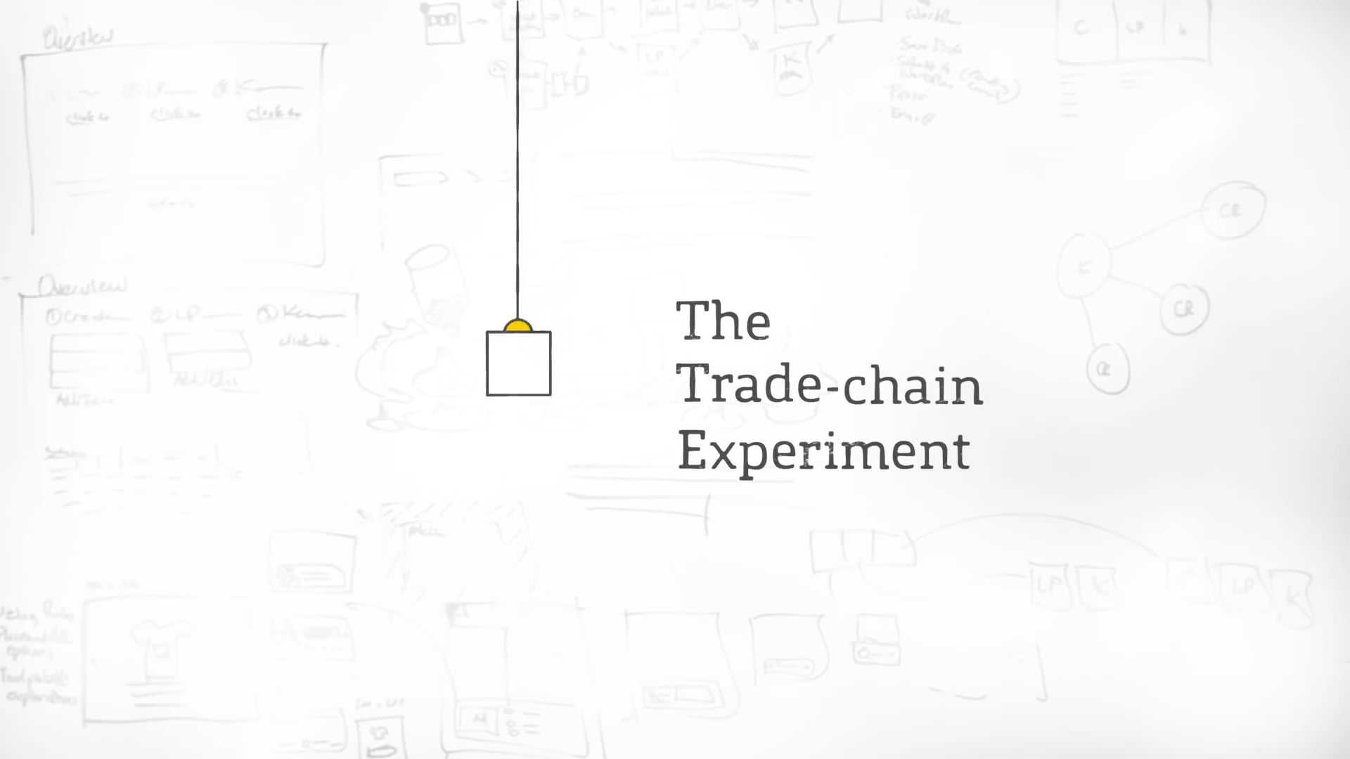 Commbank // The Trade-Chain Experiment