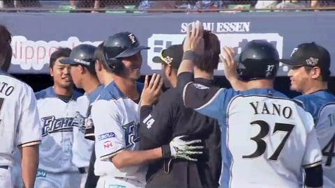 【ファーム】サヨナラ勝ち!! ファイターズ・姫野の一打で決まった!! 2018/8/1 F-DB(ファーム)
