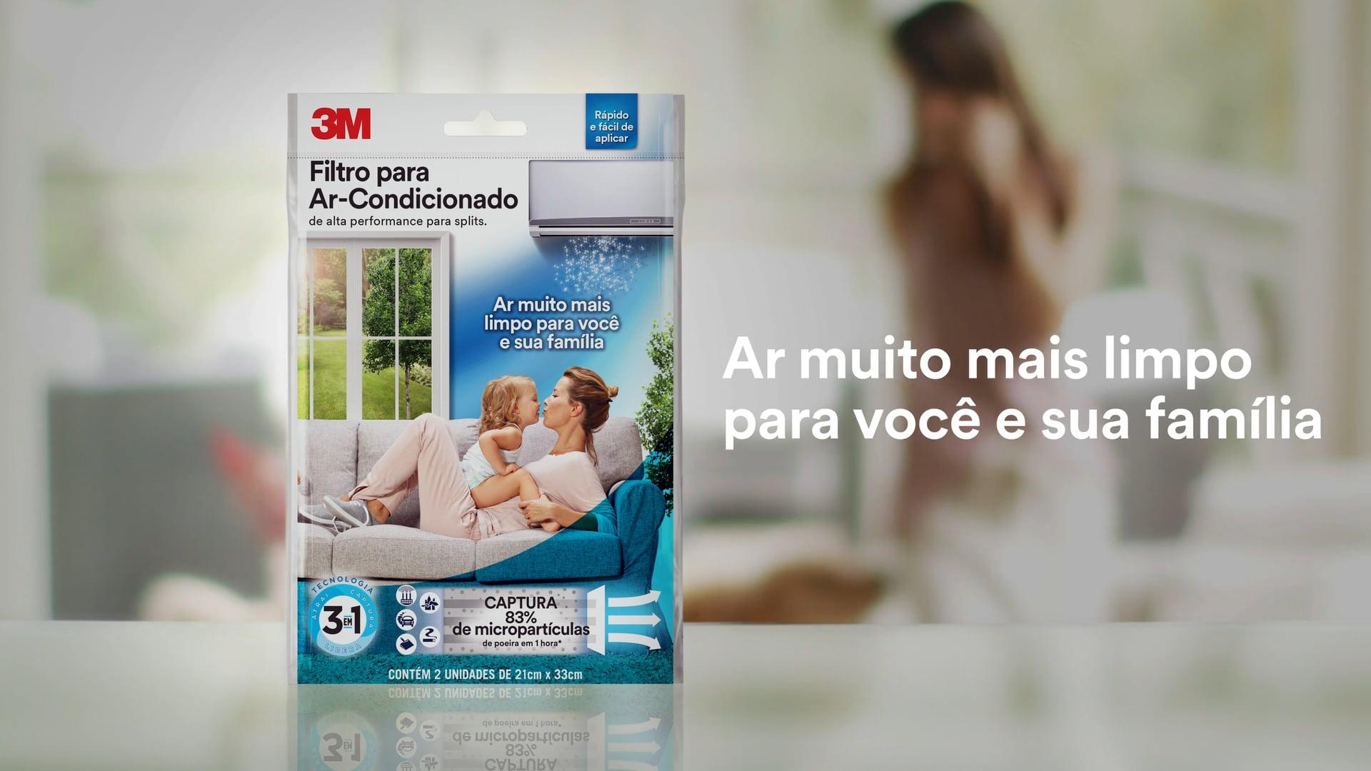 3M - Filtro de Ar Condicionado