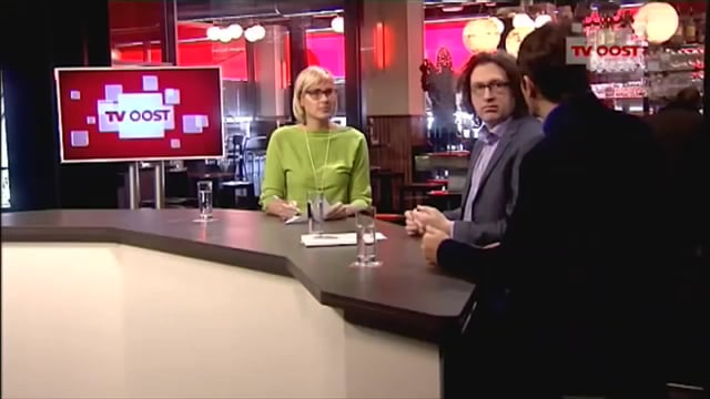 Last van stress: Interview TV Oost met Dr. Paul Koeck
