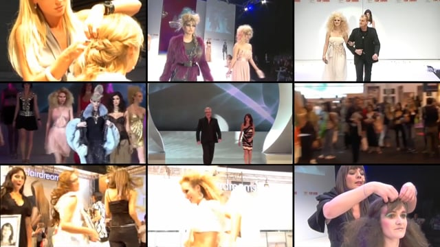 Hairdreams History - 30 years of HAIRDREAMS!