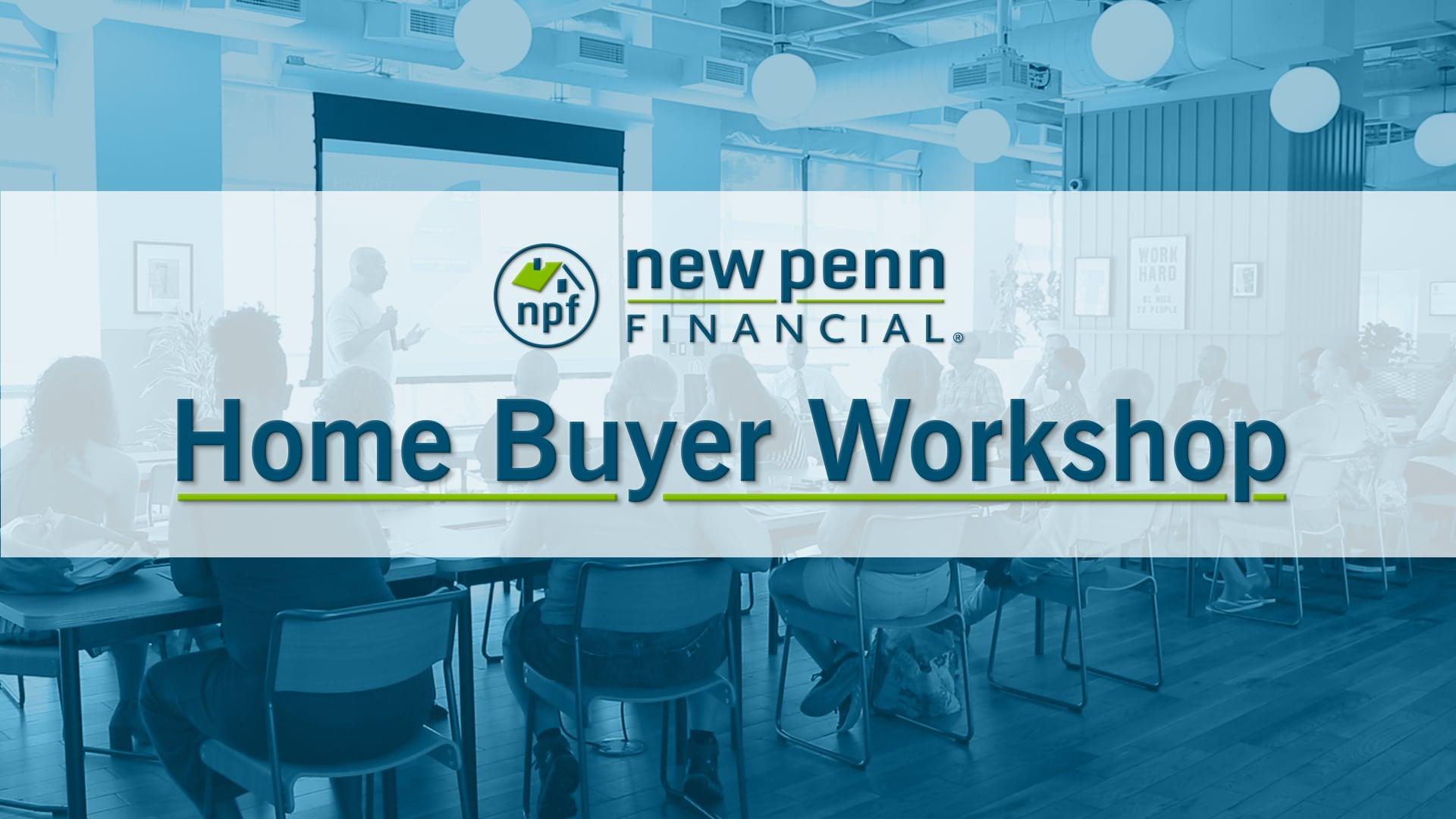 NPF Home Buyer Workshop