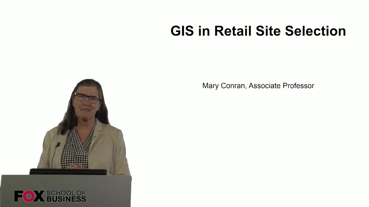 60840GIS in Retail Site Selection