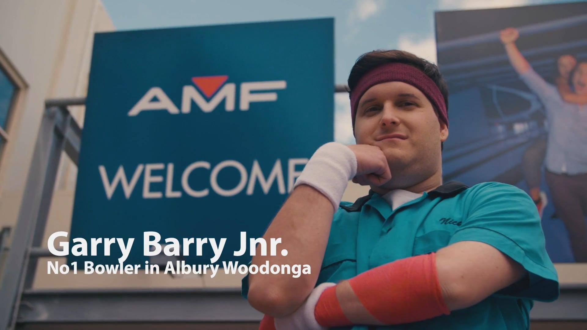 AMF // 'Australia's Biggest Bowloff'