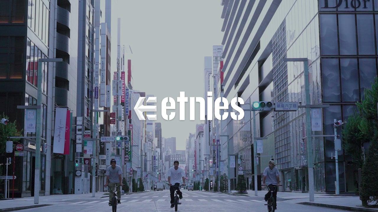 ETNIES JAPAN Team Edit 2018