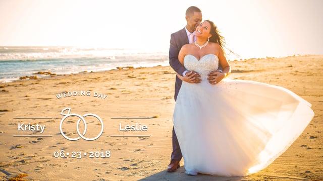 Kristy & Leslie Wedding Intro