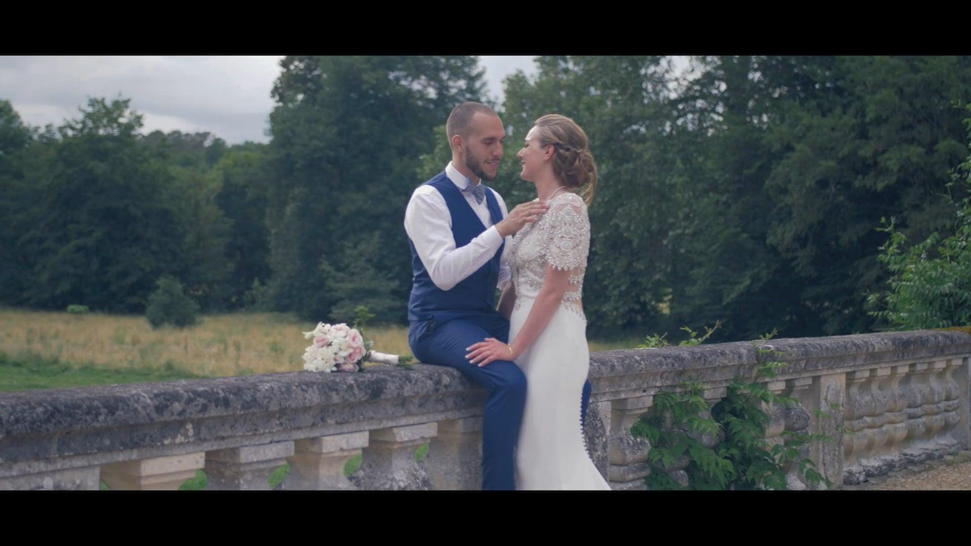 Le Mariage C'est La Volonté à Deux De Créer l'Unique - Émilie & Thomas HighLight Version