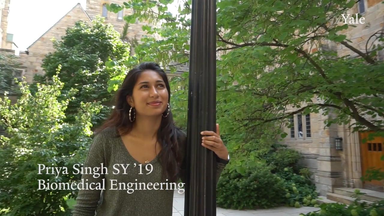 Yale - Priya Singh