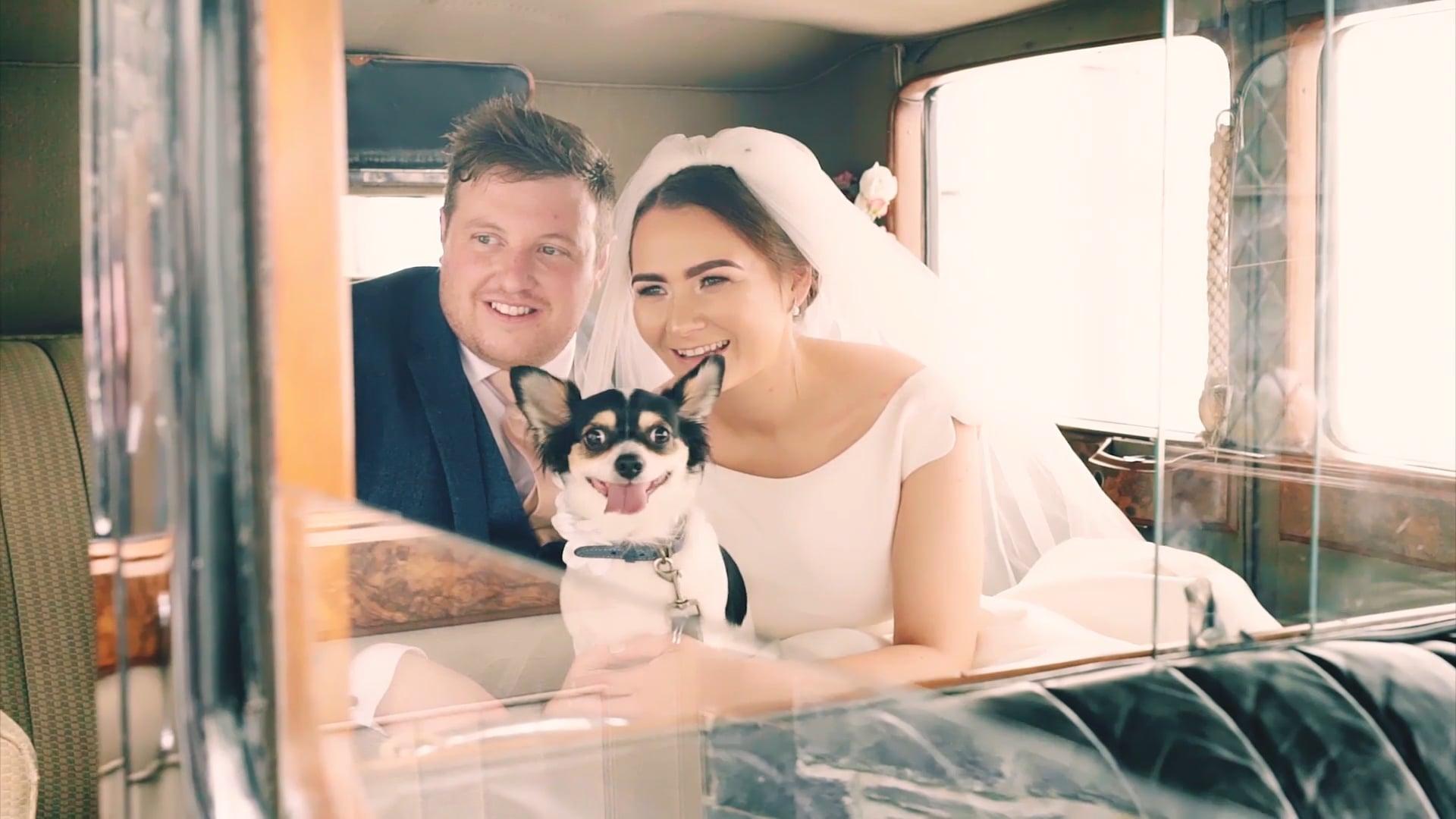 Anna & Tyron's Wedding Highlights Film - Soughton Hall | By Emily Roberts http://www.emilyjroberts.co.uk/