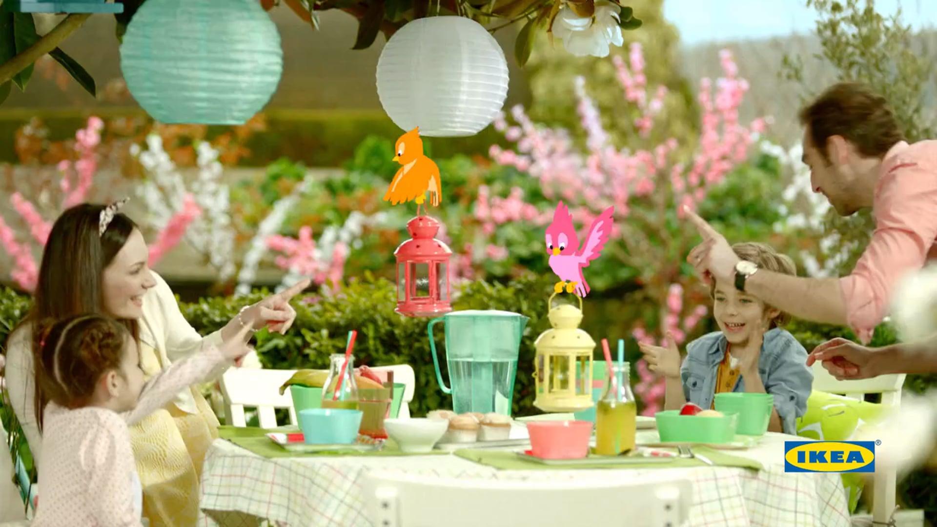 Nadir Bekar-Ikea Spring Campaign