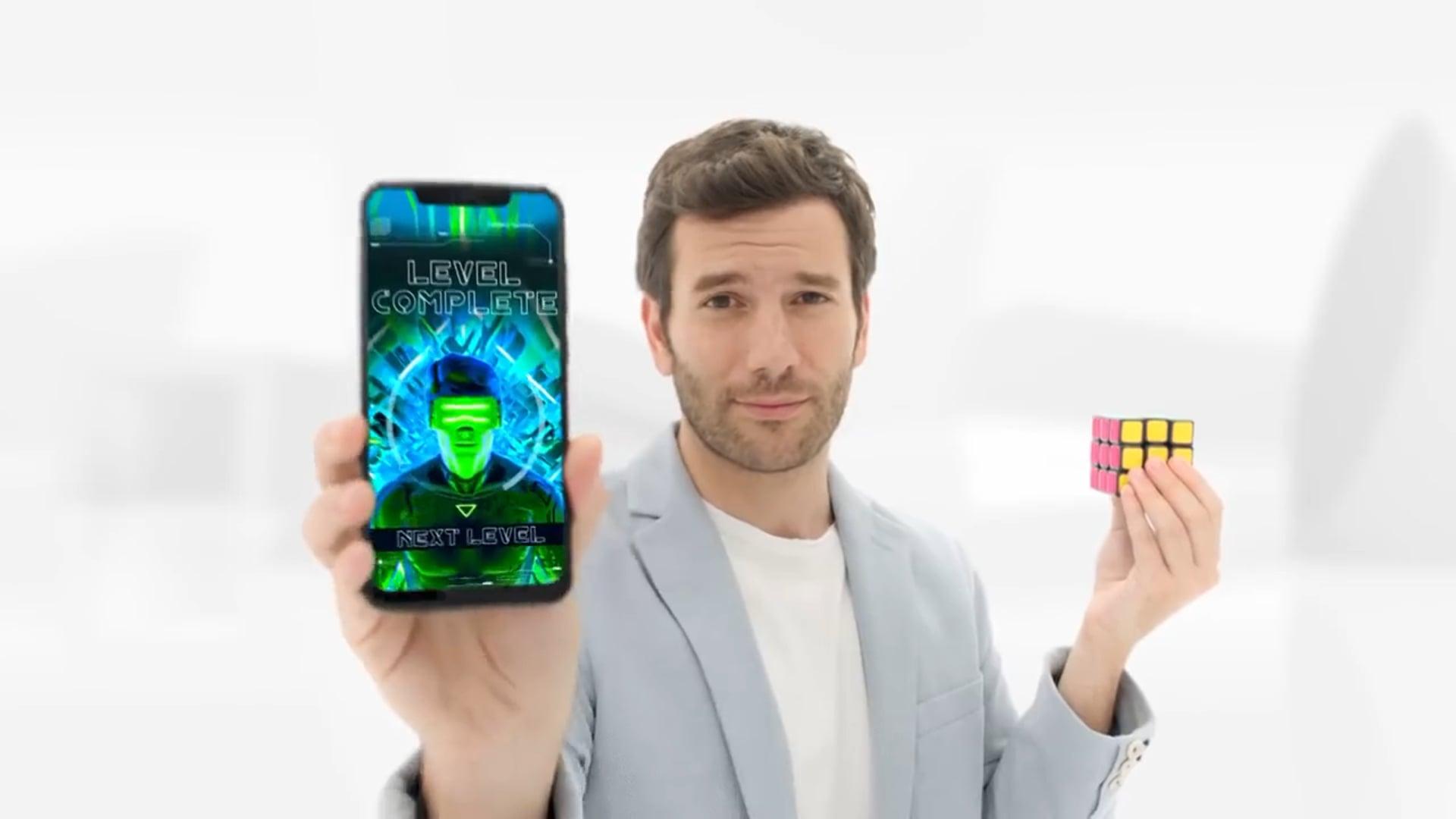 Nadir Bekar- Casper Via 3 Plus- Rubik's Cube