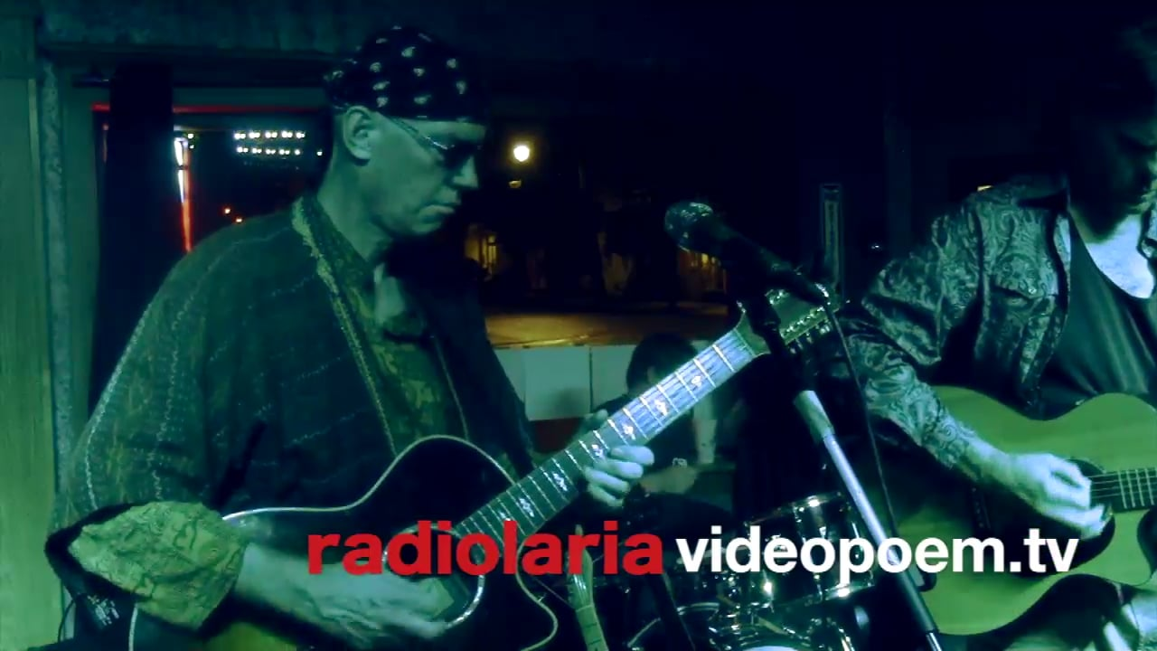 Open Culture - Radiolaria Live @Lucy's