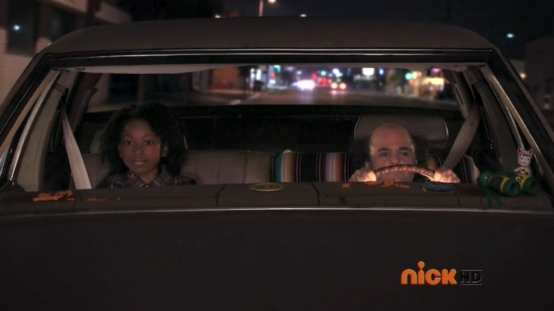"""""""Schwoz"""" in Henry Danger - Schwoz driving"""