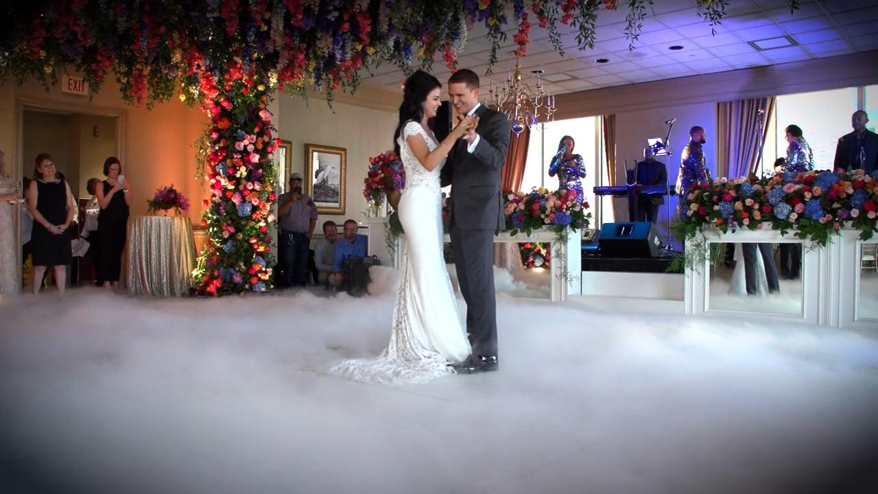 Alex + Chad ~ A Spectacular Wedding Celebration at Shreveport Petroleum Club