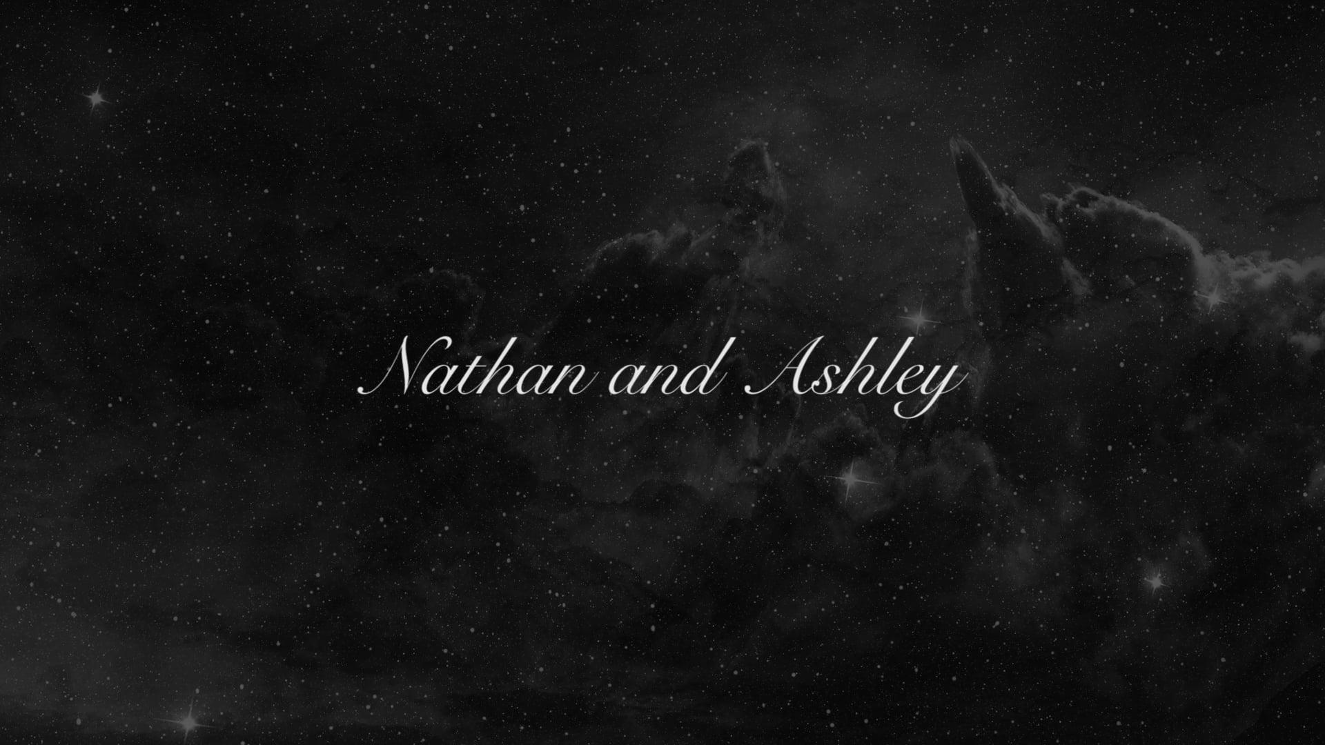 Nathan and Ashley