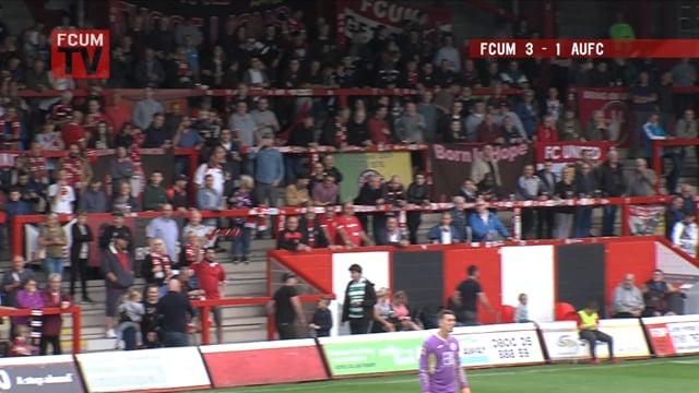 FCUM vs Ashton United FC - Goals - 07/08/18