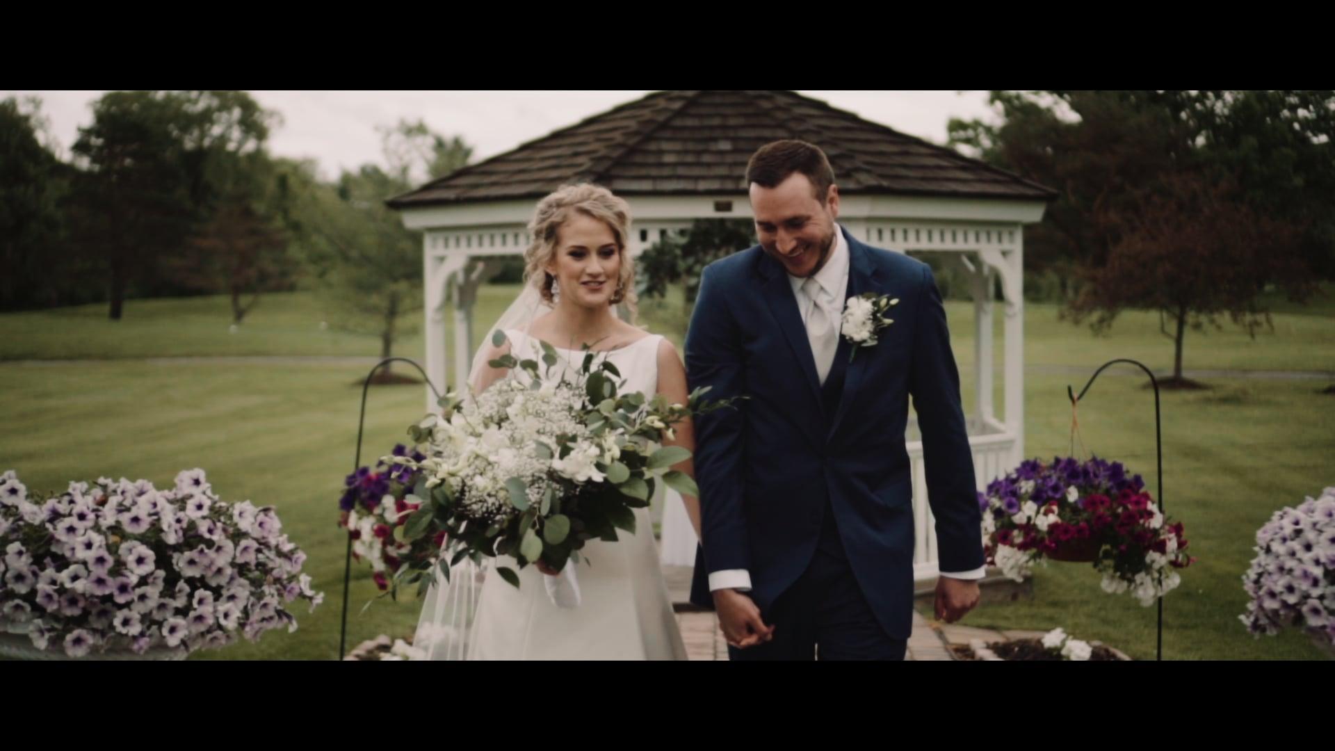 Brandee + Garrett, Wedding Film