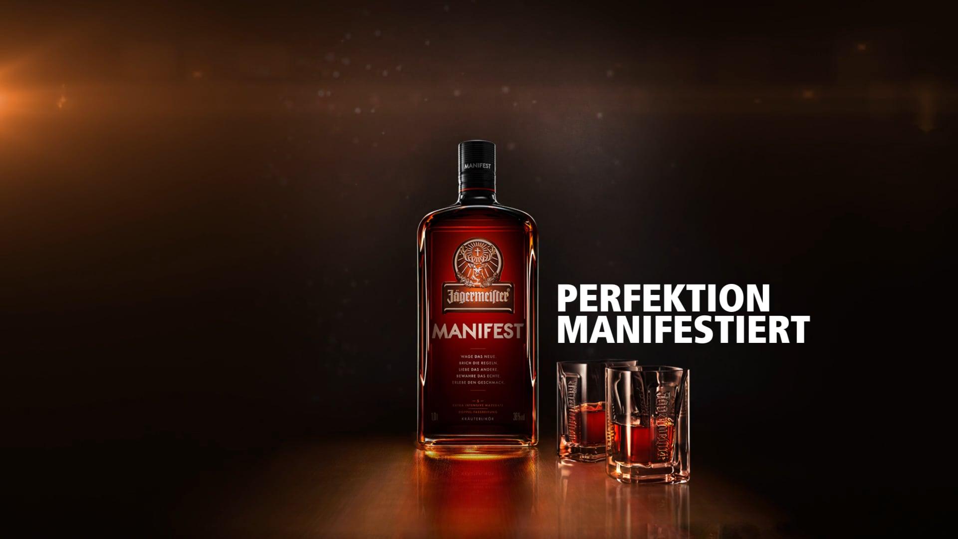 Jägermeister Manifest Commercial