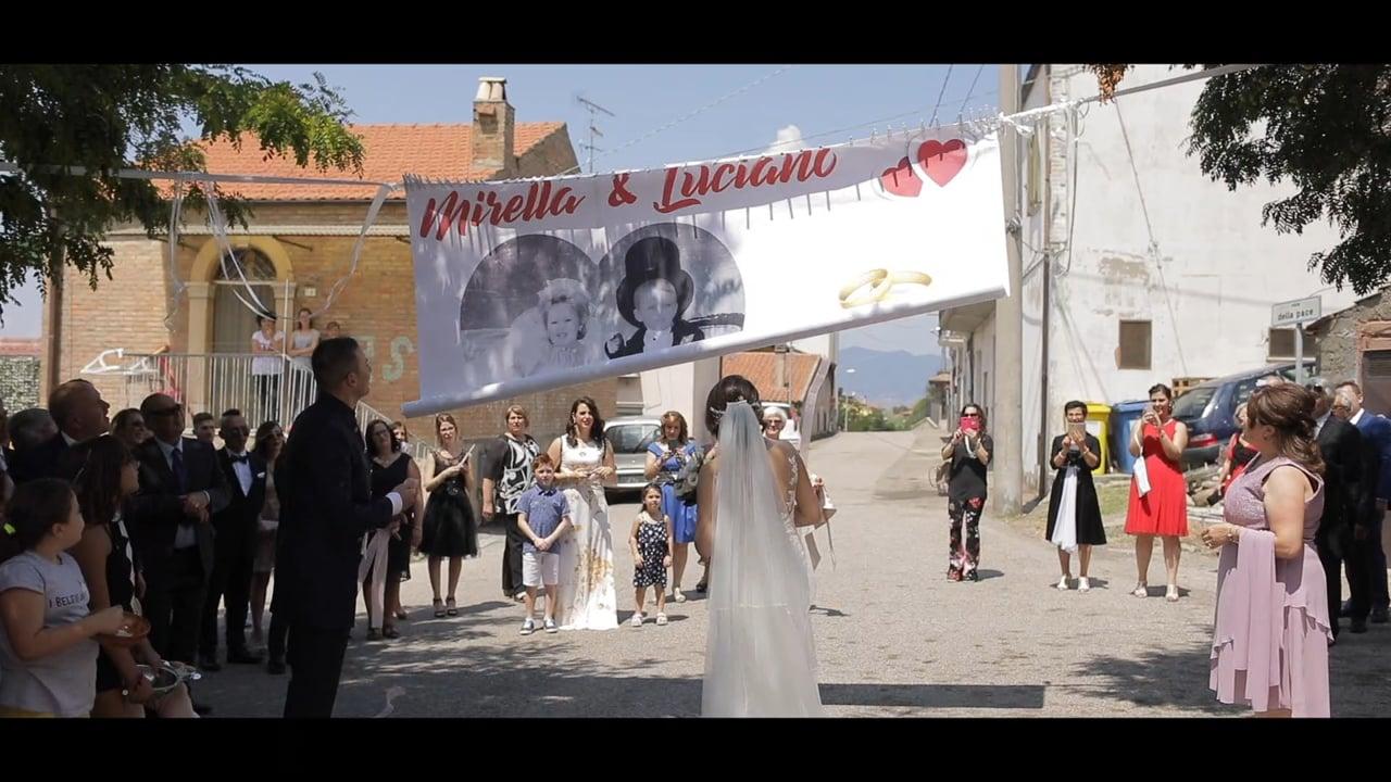 Luciano & Mirella IN LOVE