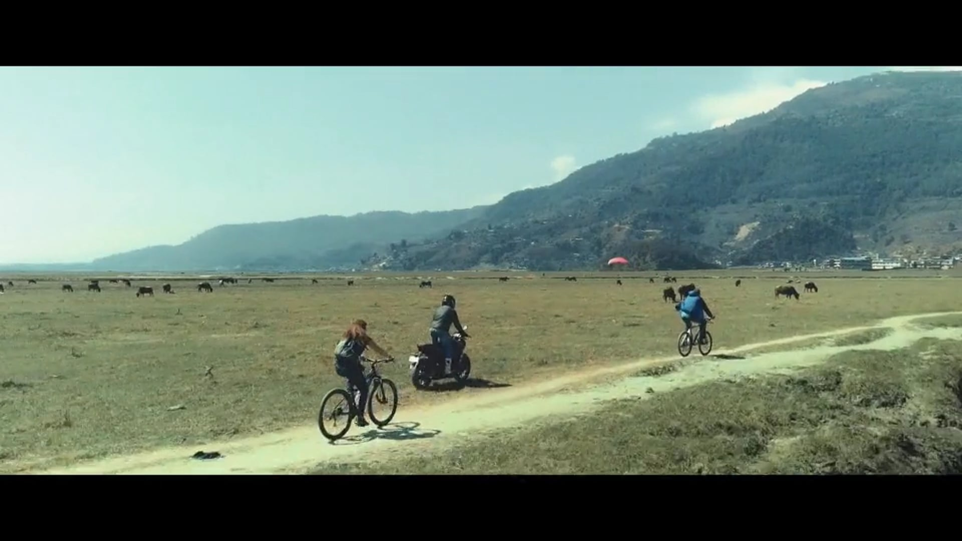 Motography maps - Bajaj Dominar : Nepal