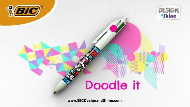 BIC®, Design & Shine