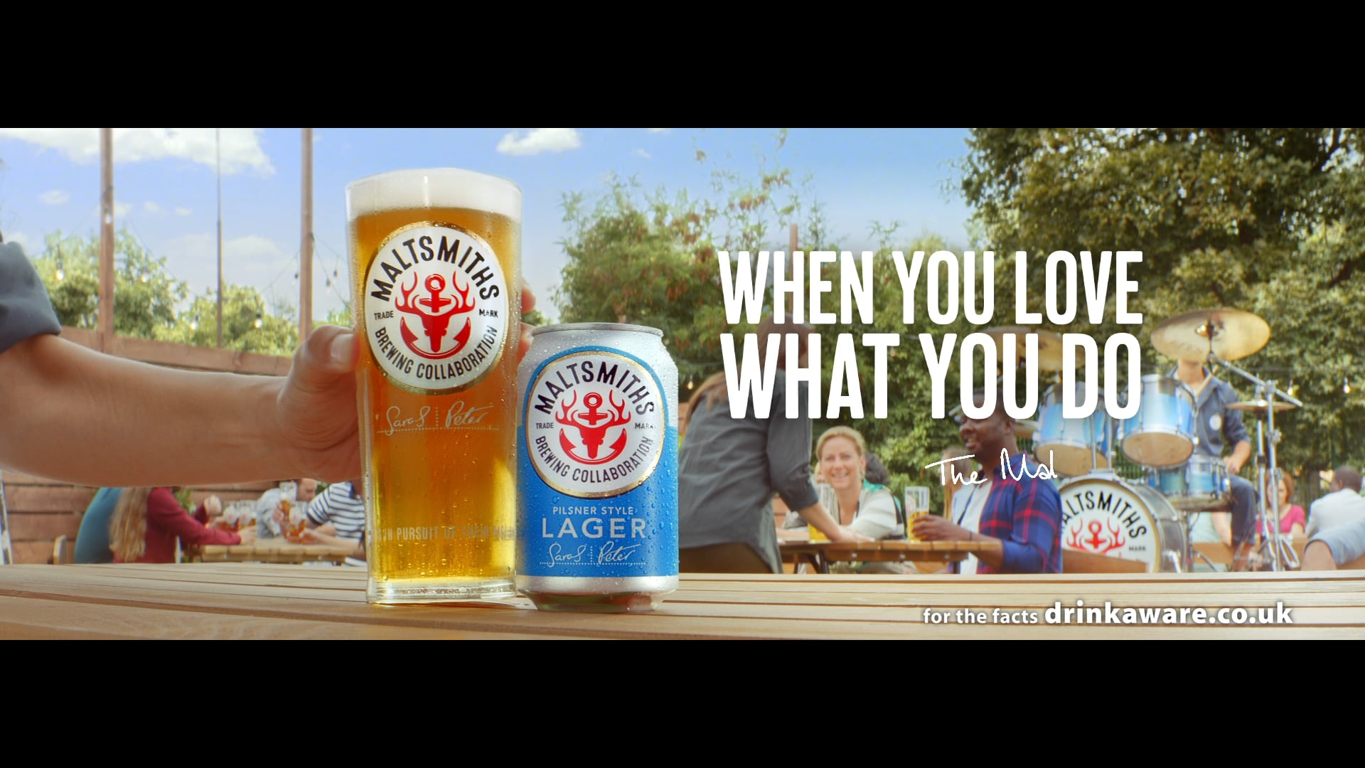 Maltsmiths - When you love what you do - 40 sec TVC