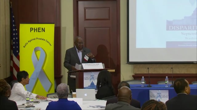 Prostate Cancer Early Detection – The Next Chapter with Dr. J. Jacques Carter