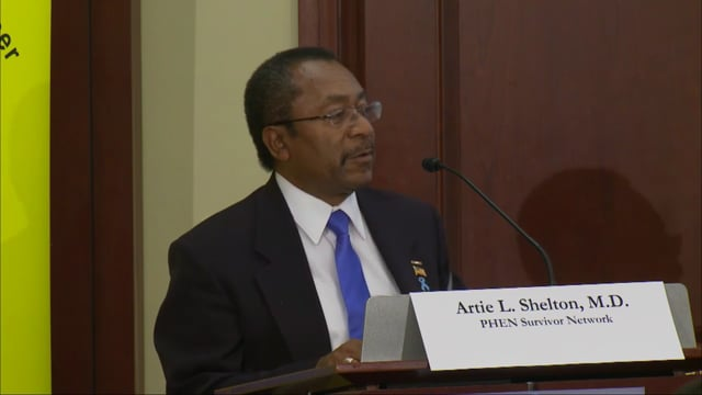 Prostate Cancer Early Detection – The Next Chapter with Dr. Artie L. Shelton