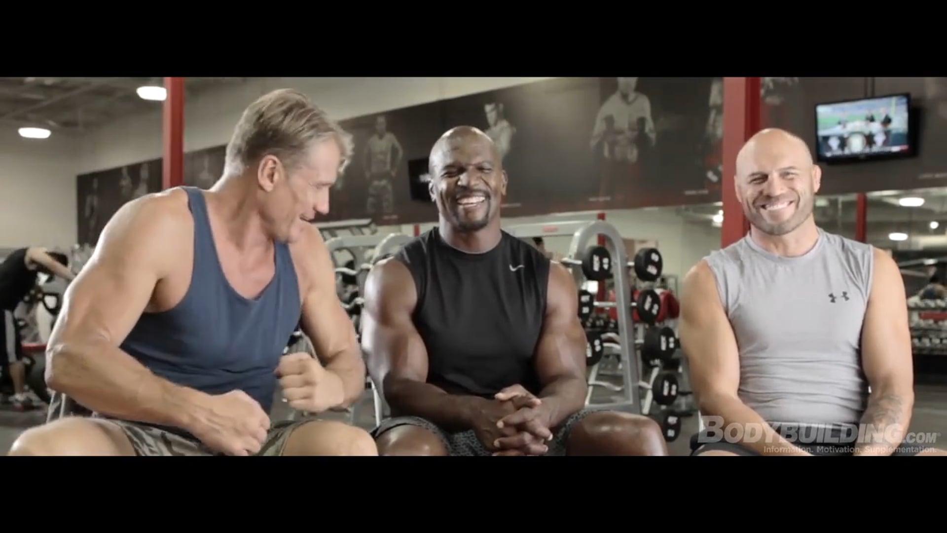 Expendables 2 Bodybuilding.com