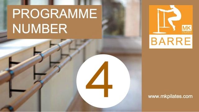 MK Barre Programme 04 - On-Demand