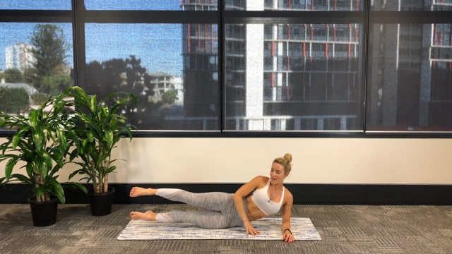 30min inner thigh focused workout