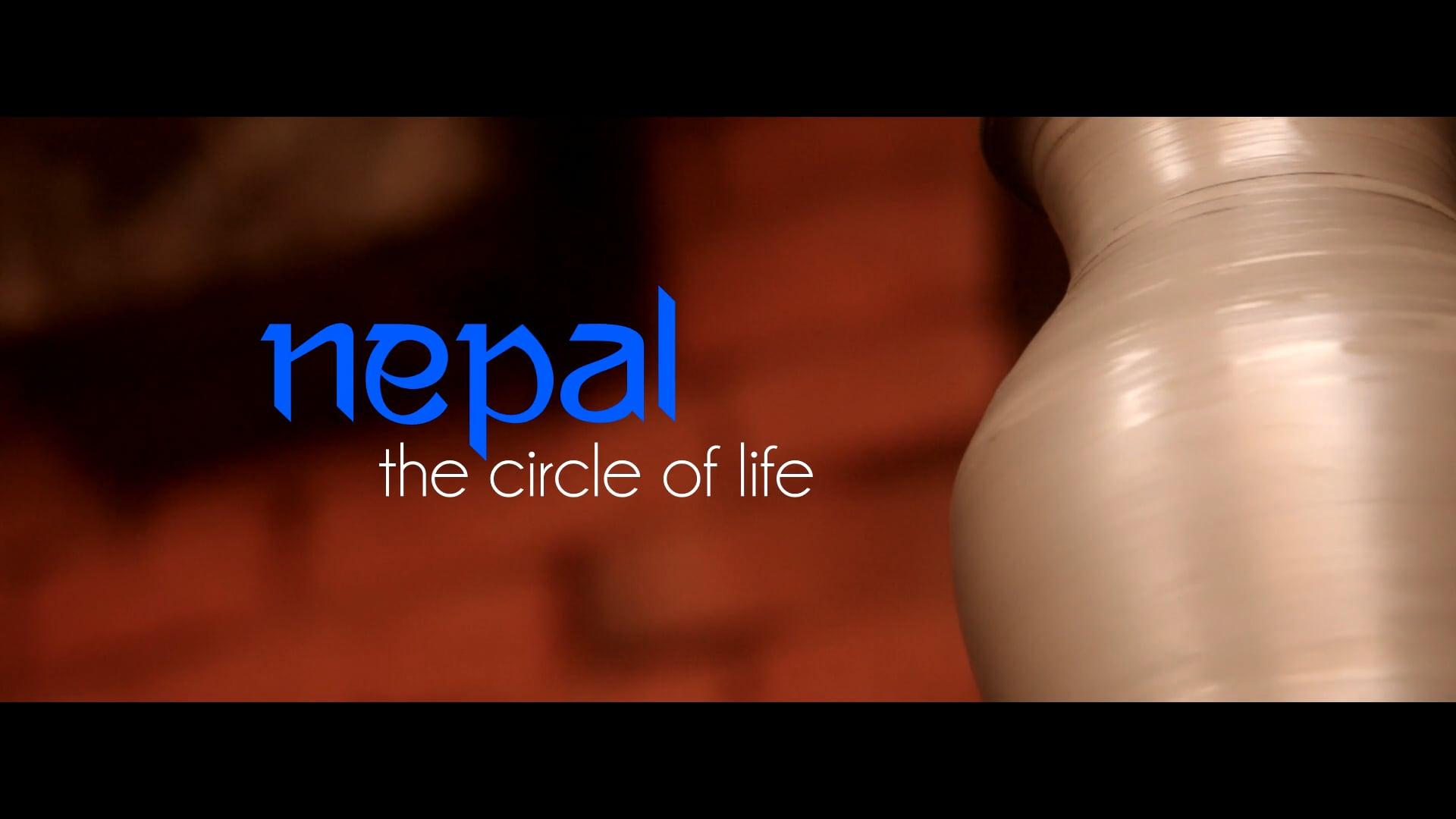 Nepal, the circle of life