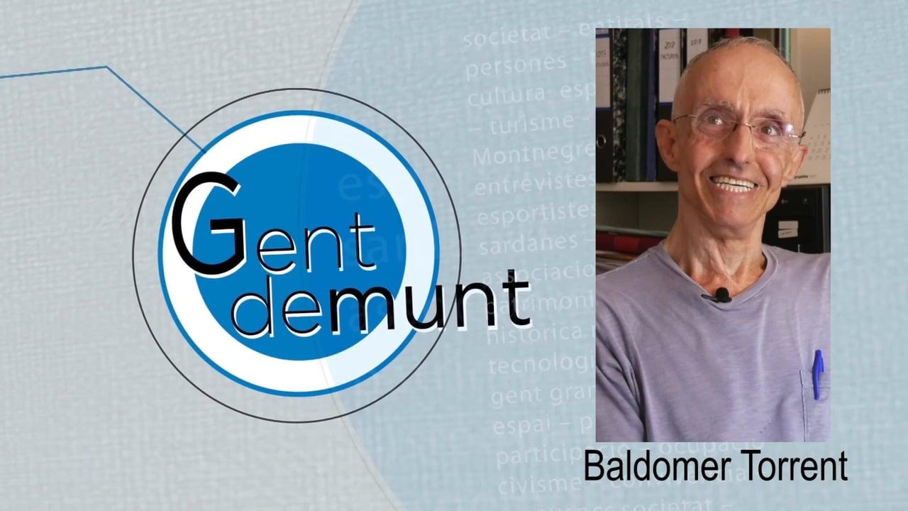 """Baldomer Torrent: """"El Centre Moral no pot tancar, de cap manera"""""""