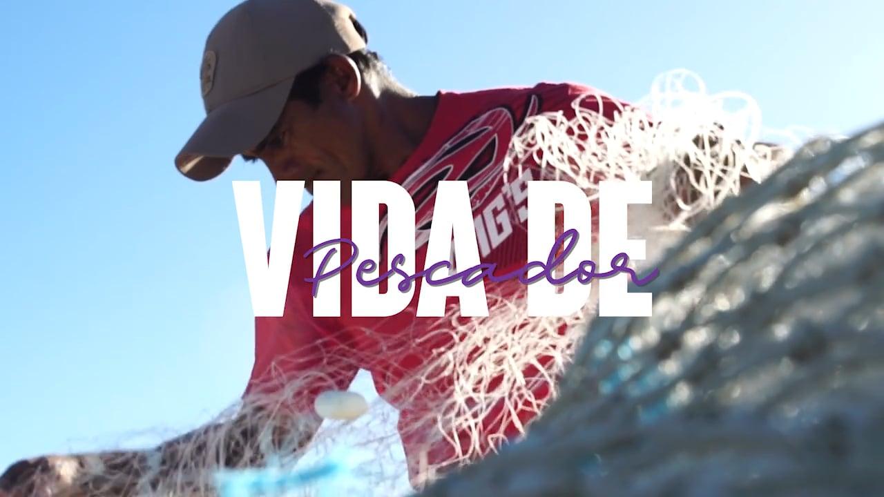 Documentário VIDA de Pescador