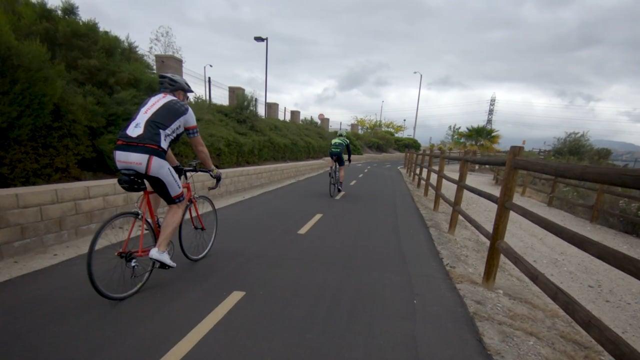 Karma Test - Cycling Weekend (May 2018)