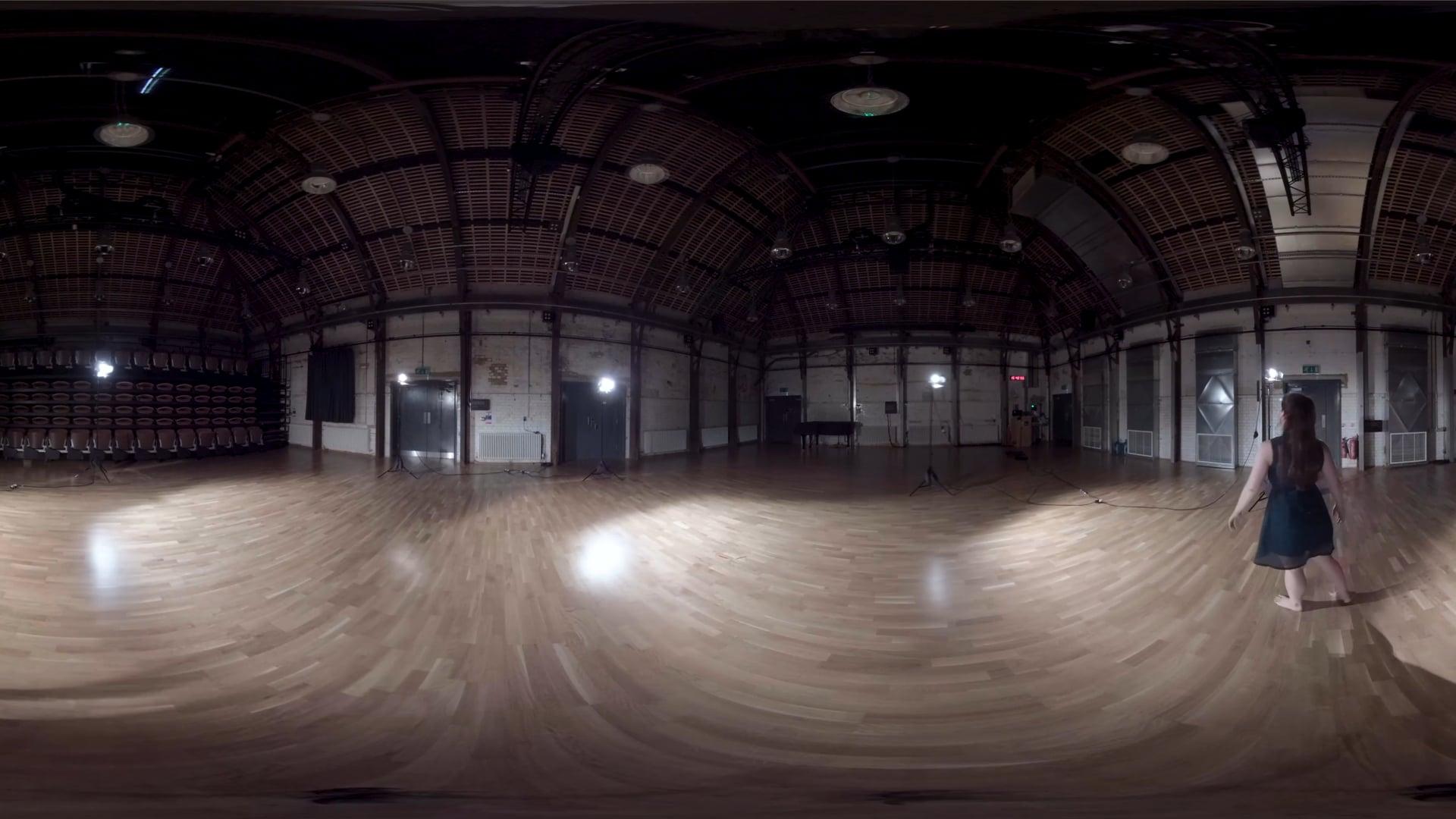 Screen-dance VR