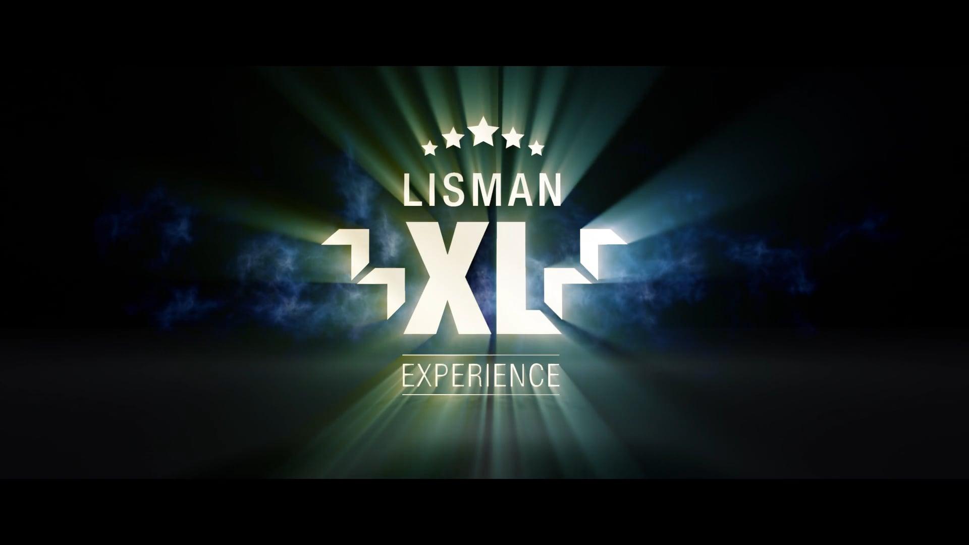 Lisman Forklifts uitnodiging