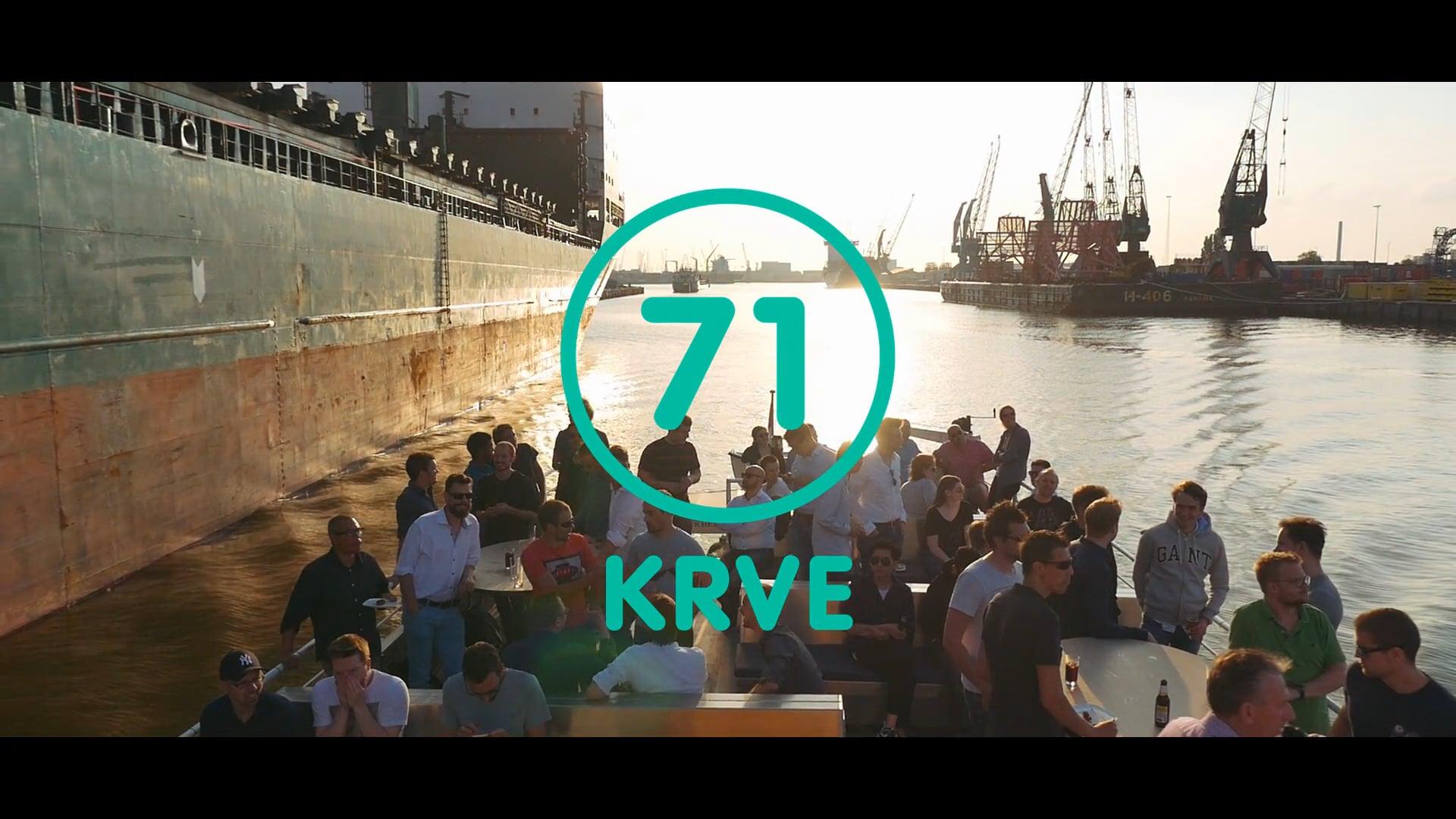 Promotiefilm KRVE 71 - evenementenboot