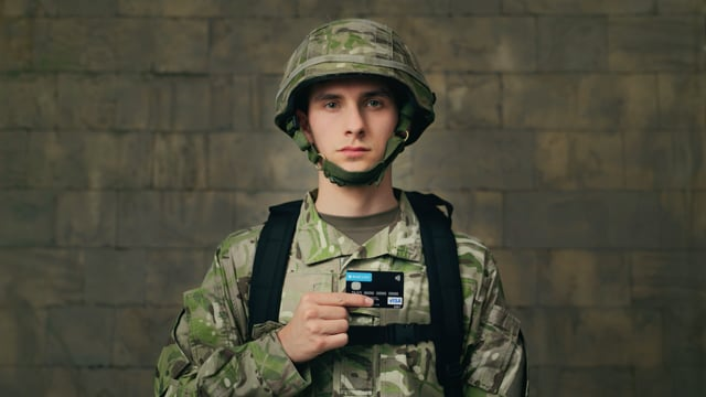 Barclays, Armed Forces - Army